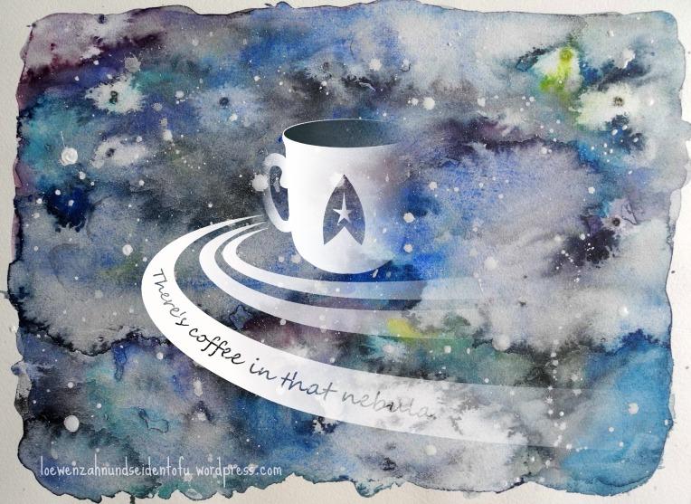 Captain Janeway Coffee nebula