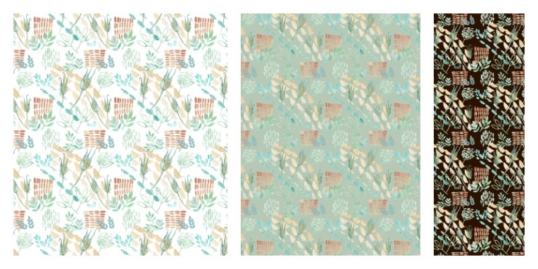 Muster erstellen in Inkscape