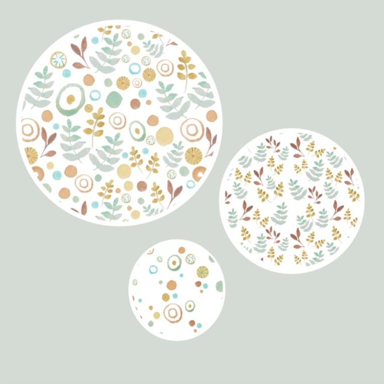 Muster Swatch - Gesche